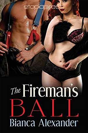 book cover of The Fireman\'s Ball