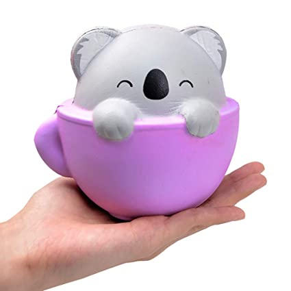 Welding Helmets Provided 2019 Random New Arrival Mini Cartoon Animals Baby Decompression Ball Toy Slow Rebound Crafts Toy Child Decompression Toy