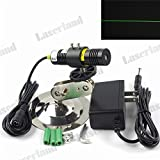 532nm 50mW Green Laser LINE Module Locator for Cutting Machine +adapter +mount