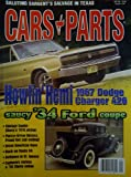 Cars and Parts September 2001 1967 Dodge Charger 426 34 Ford Coupe