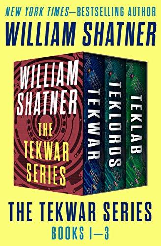 (The TekWar Series Books 1–3: TekWar, TekLords, and TekLab)