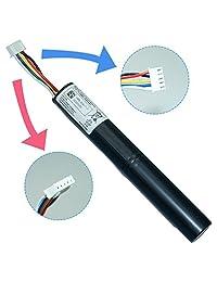 Batería de reemplazo Hixon para B&O BeoPlay A2, BeoLit 15, 17 Altavoz Bluetooth portátil