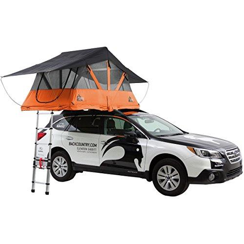 Tepui Kukenam Ruggedized Tent: 3-Person 4-Season Expedition Orange, One Size