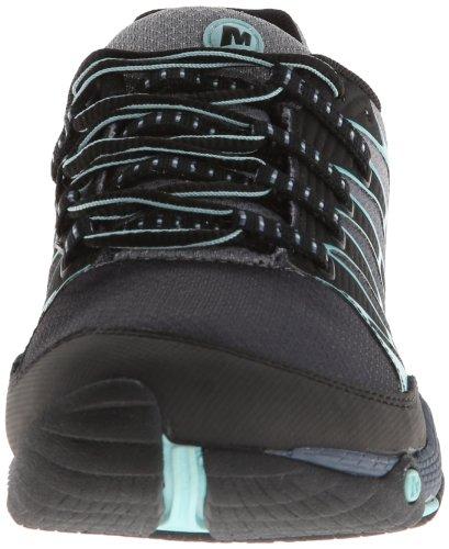 Merrell Allout Fuse - Zapatos de deporte de exterior Mujer Black/Eggshell Blue