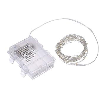 DDG EDMMS 100 LED Luces de la Secuencia con Pilas Luces LED con Luces de la