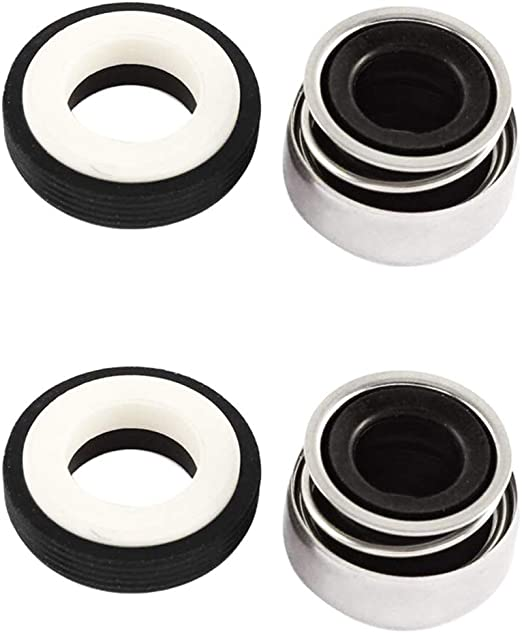 12mm Inner Dia Replacement Single Spring Industrial Water Pump Mechanical Seal