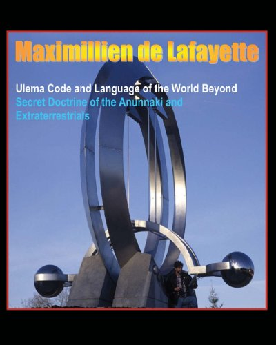 Download Ulema Code And Language Of The World Beyond. Secret Doctrine Of The Anunnaki And Extraterrestrials pdf epub