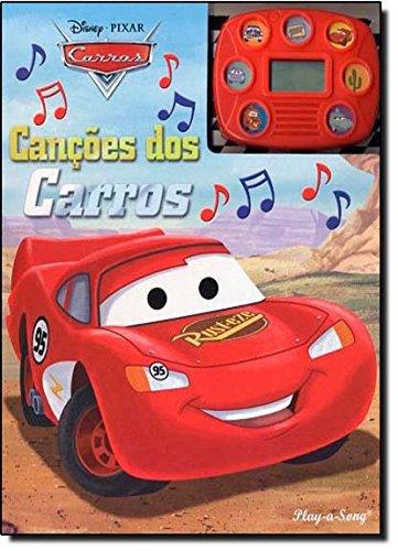 Disney-Pixar. Canções dos Carros