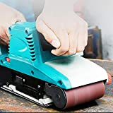 Coceca 3x21 Inches(75x533mm) Aluminum Oxide Sanding