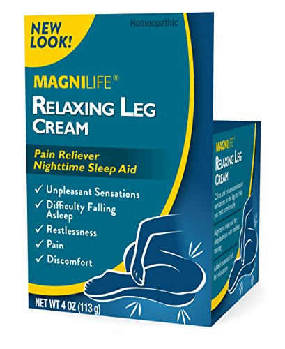 Magni Life Relaxing Leg Cream, 4 Ounce