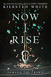 Now I Rise by Kiersten White YA fantasy book reviews