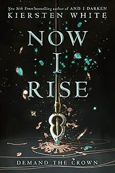 Now I Rise by Kiersten White YA fantasy book reviews