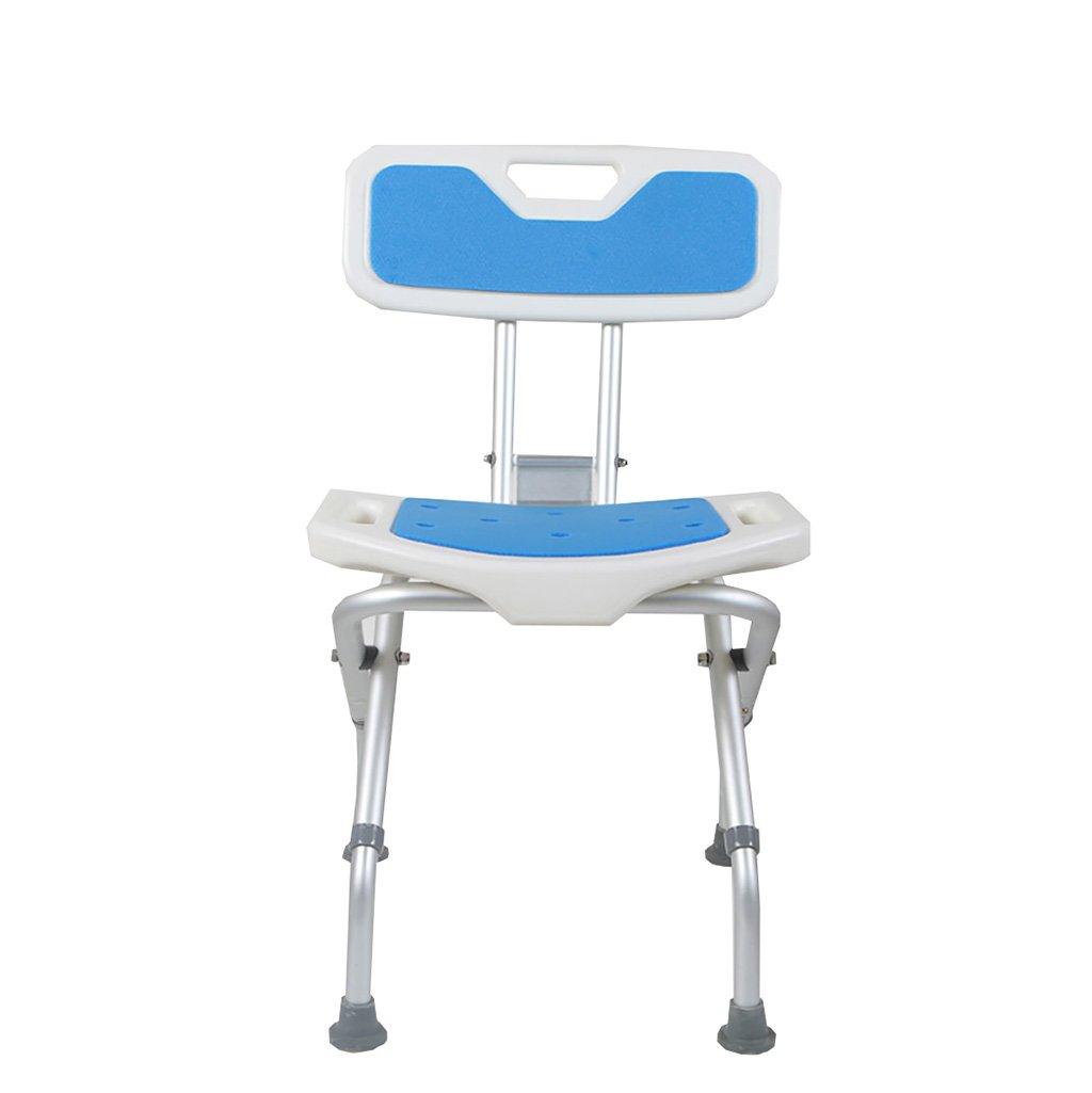 超特価SALE開催! ノンスリップチェアシャワースツールバス入浴障害妊娠中の女性の座席のバスルームのアームレスト背もたれのスツール (三 (三 B) : B) : B B07DFGD3Z8, メガネプロサイトYOU:61550c33 --- arianechie.dominiotemporario.com