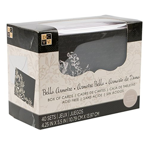 DCWV CM-025-00064 A2 Cards, Bella Armoire