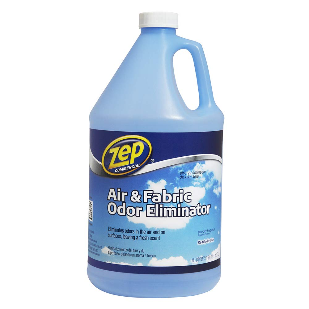 Odor Eliminator Air Amp Fabric Zep Commercial Blue Sky