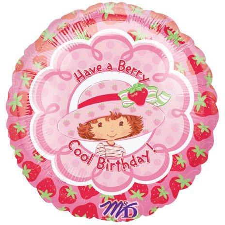 Strawberry Shortcake Character Cake Decorations