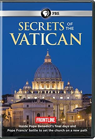 Secrets of the vatican documentary