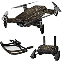 MightySkins Skin for DJI Mavic Air Drone - Vintage Elegance | Max Combo Protective, Durable, and Unique Vinyl Decal wrap cover | Easy To Apply, Remove, and Change Styles | Made in the USA