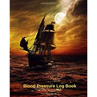 Blood Pressure Log Book/BP Recording Book (104 pages): Health Monitor Tracking Blood...