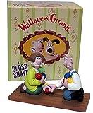 Figurine Wallace et Wendolene en résine hauteur 8cm de Wallace et Gromit A Close Shave