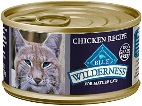 Cat Food: Blue Buffalo Wilderness Mature