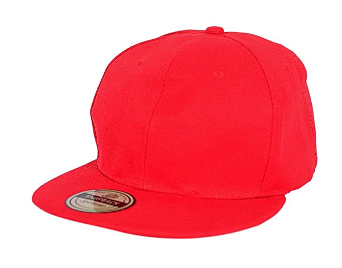Image Unavailable. Image not available for. Colour  Krystle Red Cap for  Girl Snapback Cap Baseball Caps Hip Hop Cap 410275ad9659
