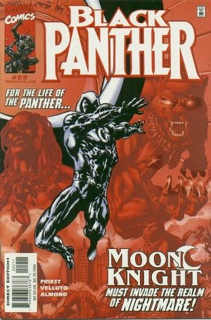Black Panther Vol. 3 #22
