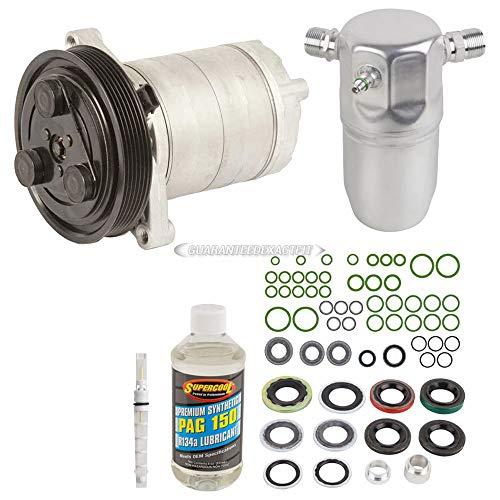 AC Compressor w/A/C Repair Kit For Buick LeSabre Park Avenue Olds 88 98 - BuyAutoParts 60-80296RK - Lesabre 88 Olds 98 Park