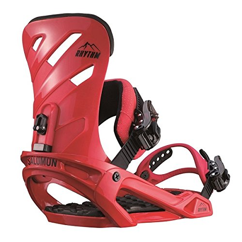 Salomon Snowboards Rhythm Snowboard Binding Red, L