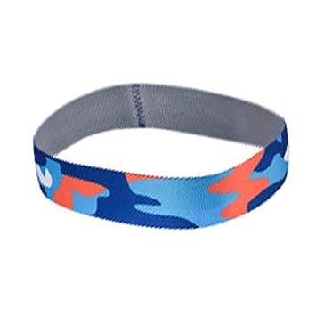 856ad531aa7a13 Easy-topbuy Elastische Stirnband schweißband Kopf Stirnband Herren Sport  Damen Tennis Frottee Absorbent Yoga Haarband