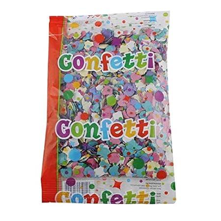 invercas 12 x Bolsas de Confeti Papel 100g Fiesta cumpleaños ...