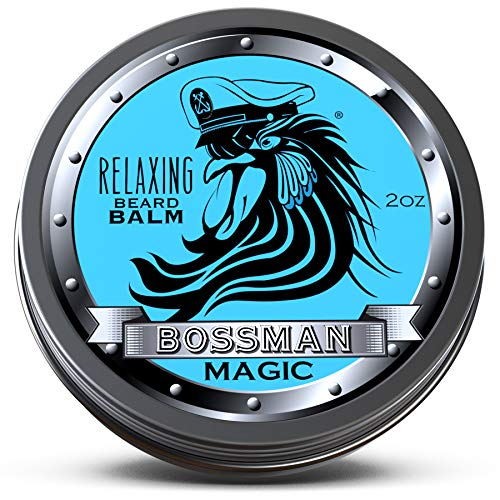 BOSSMAN BRANDS Beard Balm Softener, 32 OZ