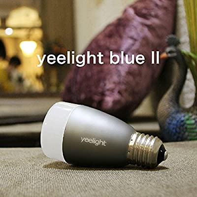 Xiaomi Yeelight Smart Bulb 6W Wireless Control LED Lamp White+RGB