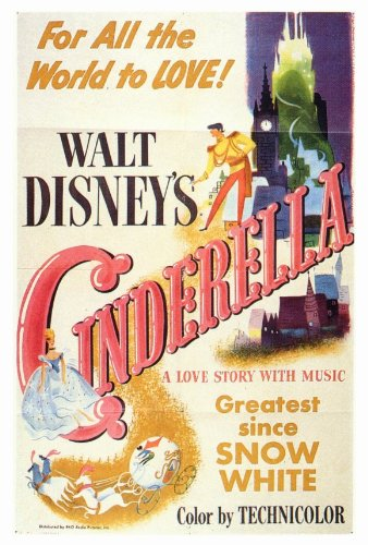 Image result for cinderella movie poster