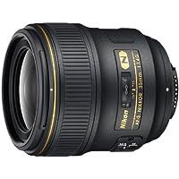 Nikon AF FX NIKKOR 35mm f/1.4G Fixed Focal Length Lens with Auto Focus for Nikon DSLR Cameras