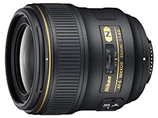 Nikon AF FX NIKKOR 35mm f/1.4G Fixed Focal Length Lens with Auto Focus for Nikon DSLR Cameras (B0042X9LB0) | Amazon Products