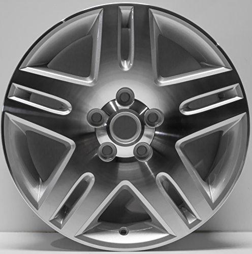 Alloy Wheel for 06-16 CHEVY IMPALA; 17X6.5; 5 SPLIT SPOKE; 5 LUG; MACHINED