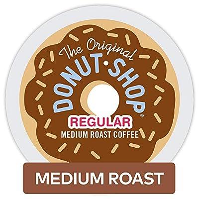 The Original Donut Shop Regular Keurig Single-Serve K-Cup Pods, Regular Extra Bold Coffee