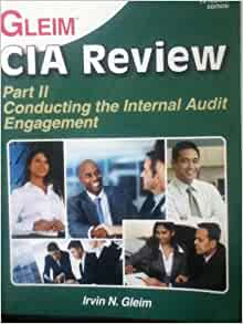 Gleim CIA Review Part 1: Internal Audit Basics 2016 Edition