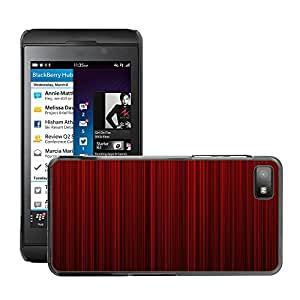 Super Stellar Slim PC Hard Case Cover Skin Armor Shell Protection // M00051371 colorful red 5 aero // BlackBerry Z10