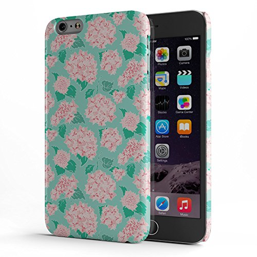 Koveru Back Cover Case for Apple iPhone 6 Plus - Bundle of Flowers Pattern