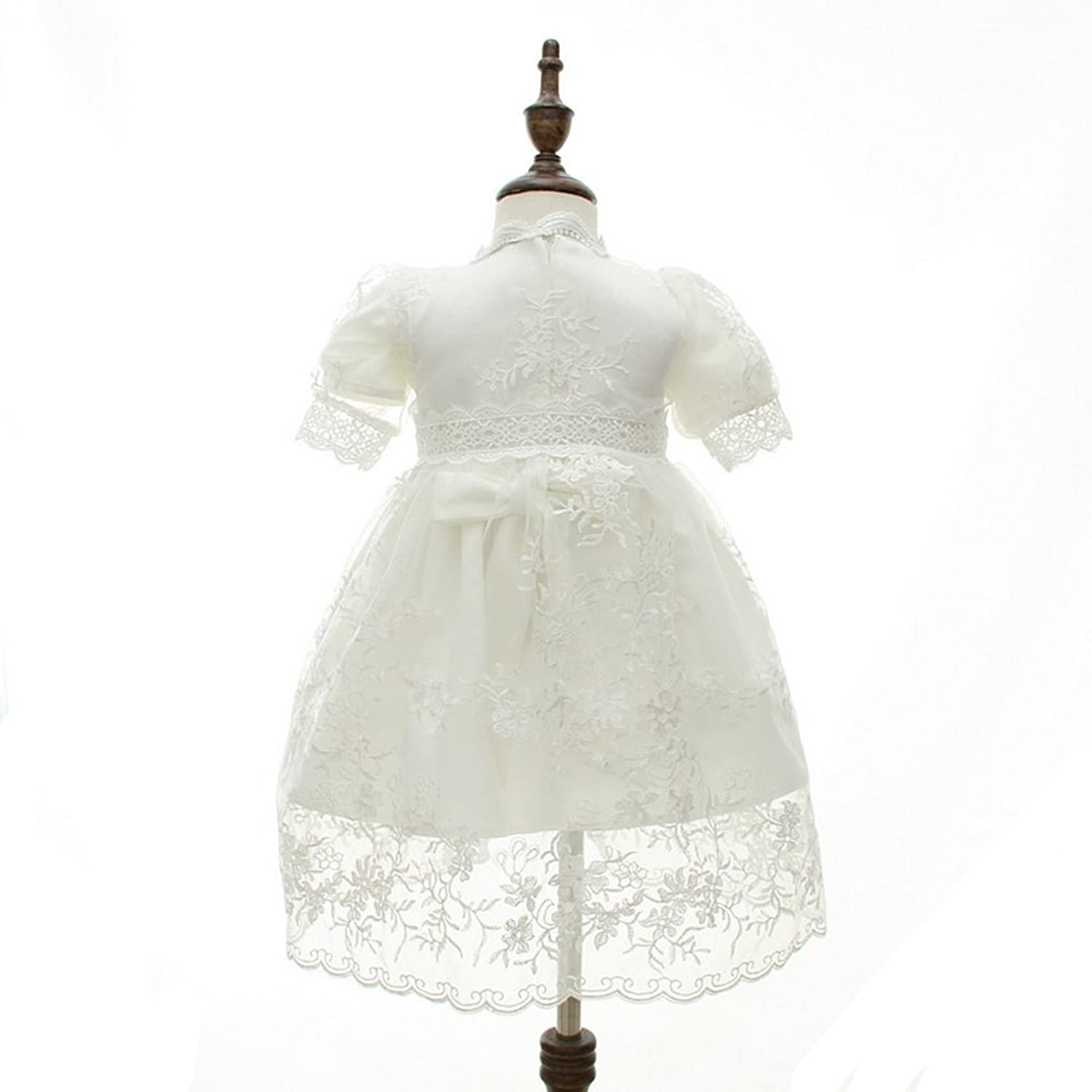 Baby gowns from wedding dresses