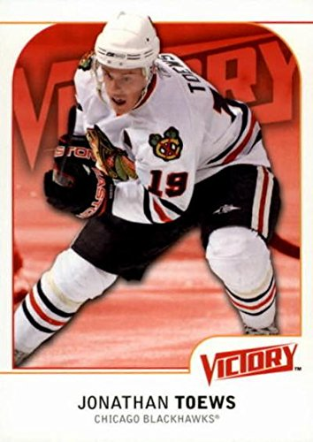 Victory Hockey Cards (Jonathan Toews Hockey Card (Chicago Blackhawks) 2009 Upper Deck Victory)