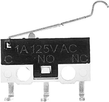 ILS - 1 mA 5 V DC Micro Switch para Impresora 3D: Amazon.es ...