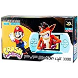 Portable Game Console Pvp Station Light 3000 - Black