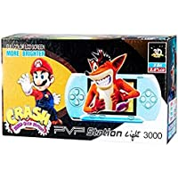 Portable Game Console Pvp Station Light 3000, Black