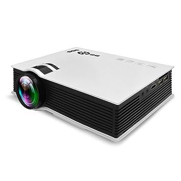Mini proyector portátil WIFI inalámbrico DLNA Inicio Multimedia ...