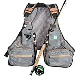 SF Utral Lightweight Fly Fishing Breathable Mesh Vest - Best Reviews Guide
