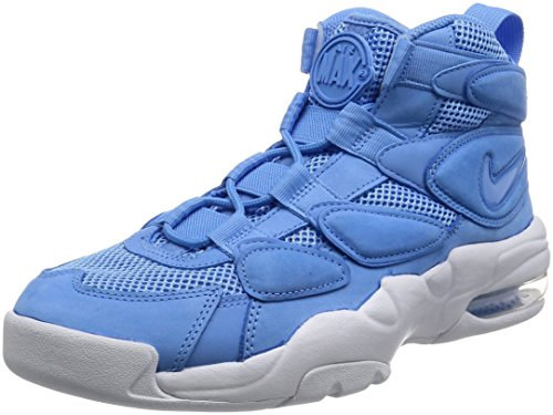 Uomo Nike Air Max 2 Uptempo 95 AS QS, UNIVERSITY BLU / BLEU CAROLINA / BLEU CAROLINA, 9.5 M US