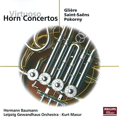 Virtuoso Horn - Virtuoso Horn Concertos